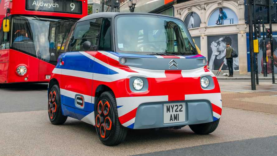 Citroen Ami Coming To UK In Spring 2022, Will Stay Left-Hand Drive