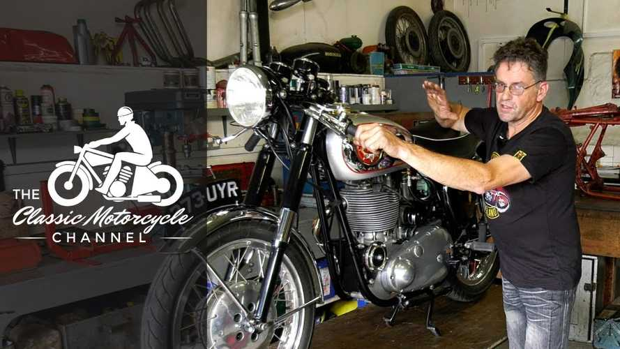 1956 BSA Gold Star Owner Tells Us What It's Like To Live With