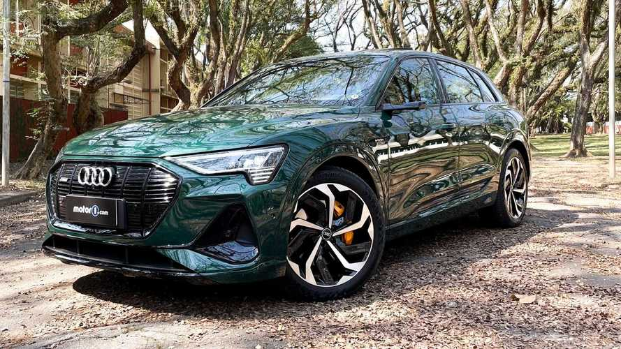 Teste: Audi e-Tron explica sucesso com receita de SUV elétrico