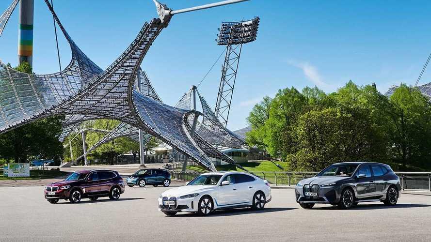 BMW создаст новую платформу для своих электромобилей