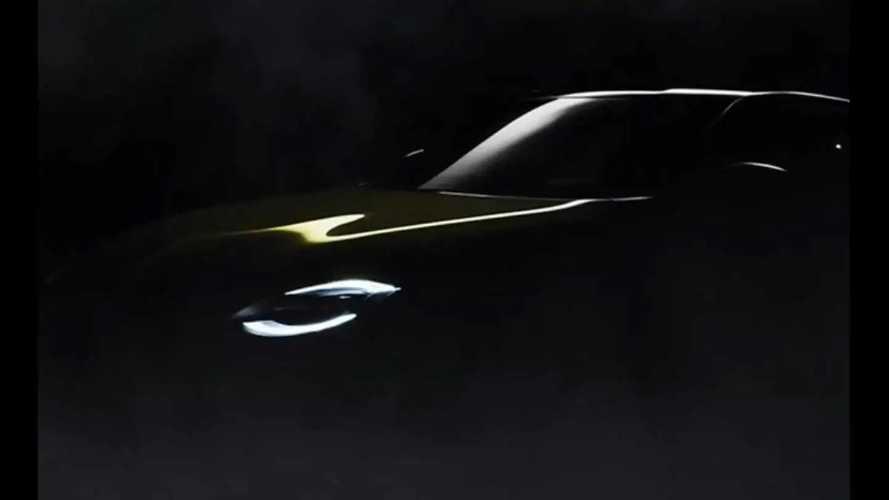 Nissan Z Proto - Teasers