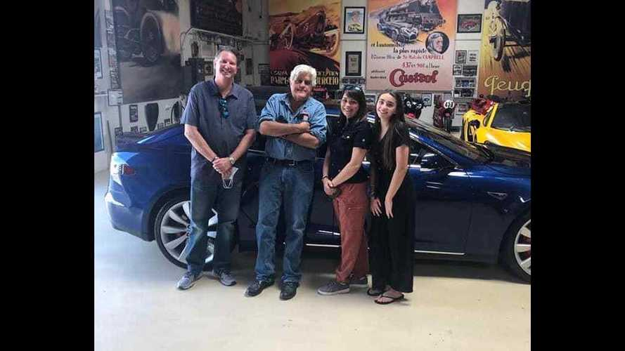 Jay Leno Sold His First Car In 30 Years, And This Guy Bought It