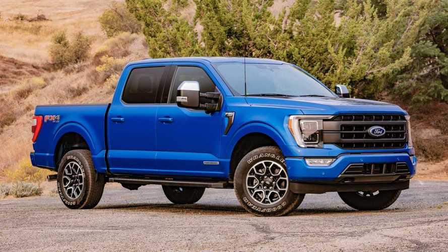 2021 Motor1 Star Award For Best Truck