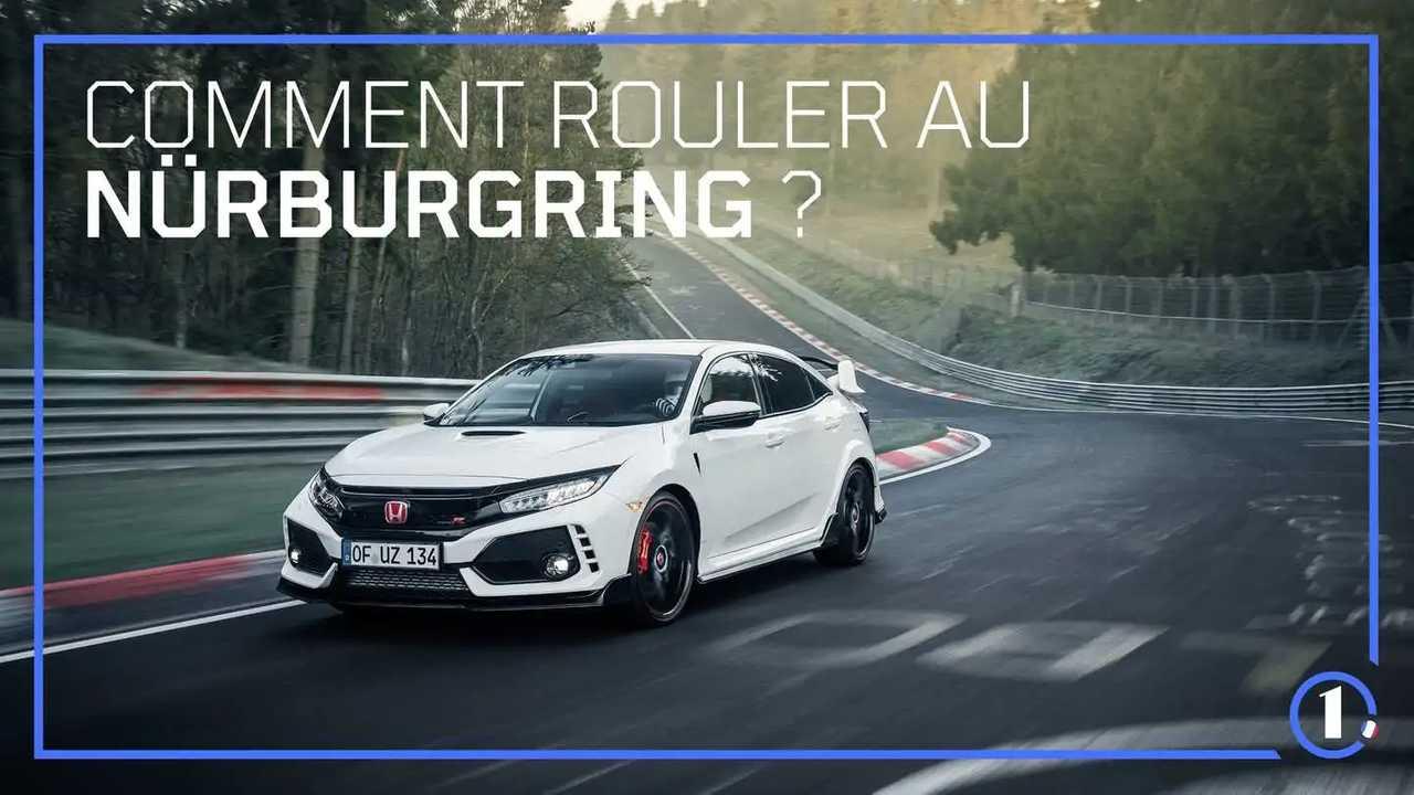 Honda Civic Type R Nürburgring