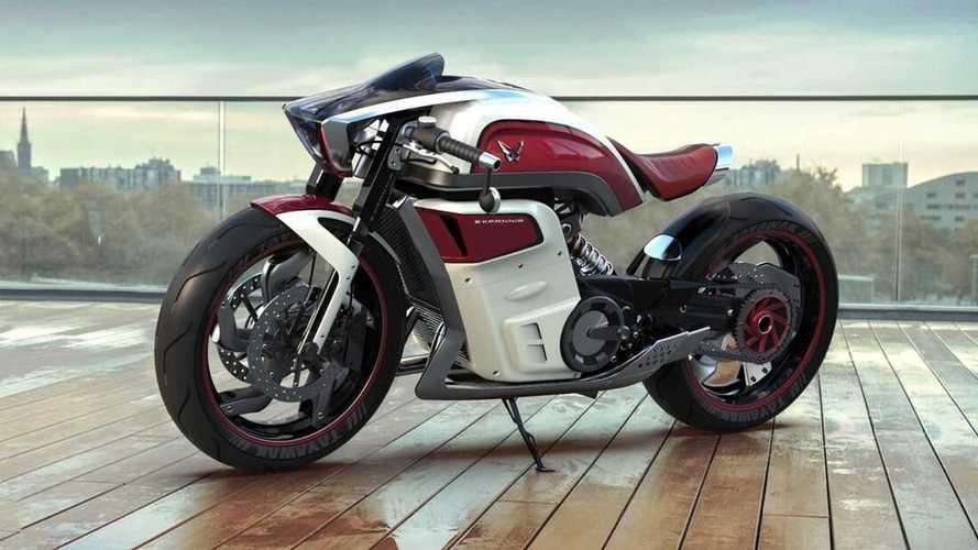 Expannia prototipo de moto eléctrica