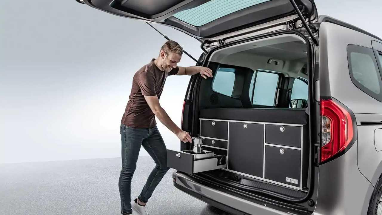 Mercedes-Benz Citan camper 2022