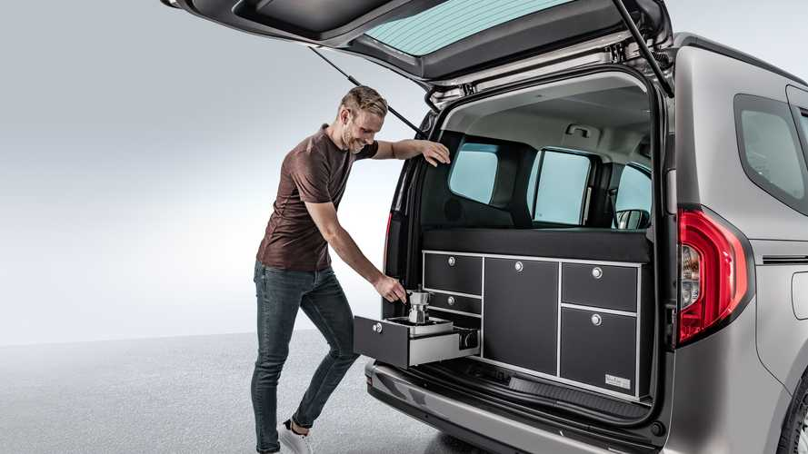 Así es la nueva Mercedes-Benz Citan 2022 que puedes camperizar