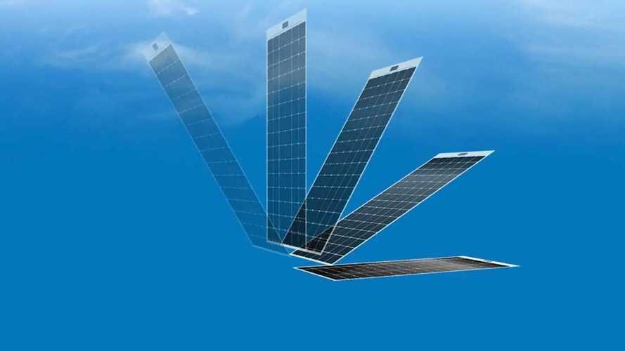 """I pannelli fotovoltaici """"adesivi"""" ultrasottili si montano ovunque"""