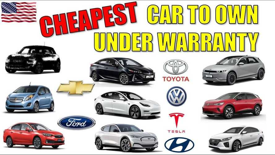 Cheapest Cars To Own And Operate Under Warranty 2021-22