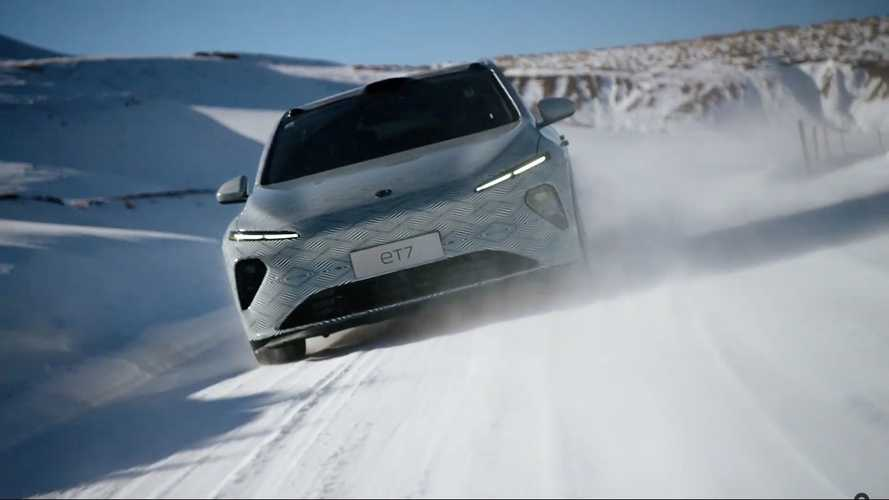Nio ET7 Sedan Completes Month-Long Winter Test In New Zealand