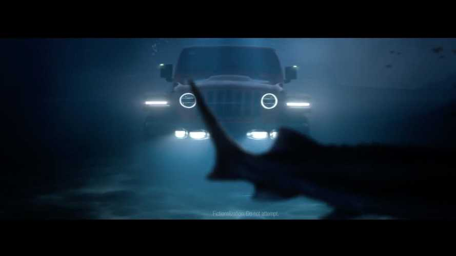Jeep Wrangler Listrik Versi Amfibi, Akankah Terwujud?