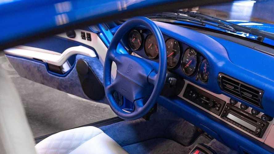 Porsche 911 (993) Turbo 'Azul'