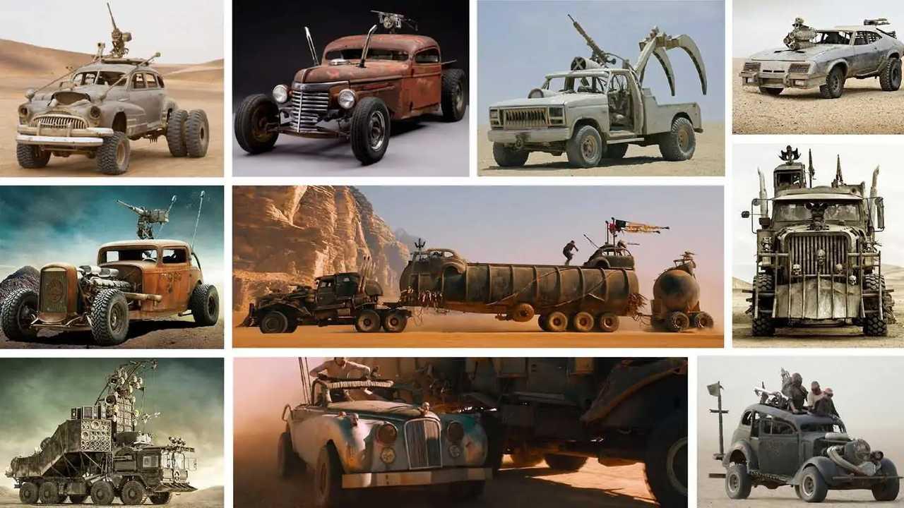 Autók Mad Max: Fury Road eladó