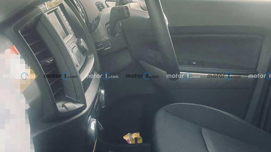 Ford Everest 2023 - Flagra interior