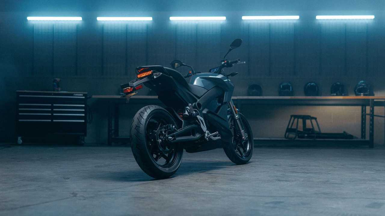 Zero Motorcycles S - Still