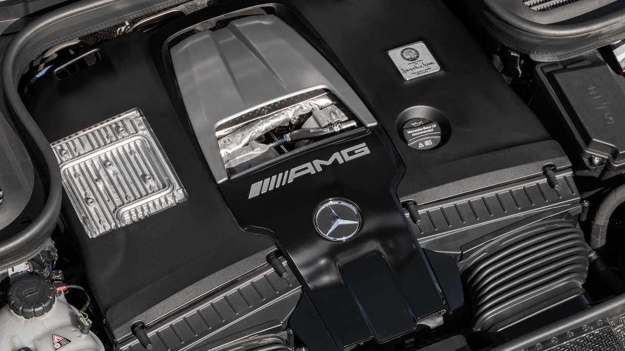 Mercedes-AMG Engine