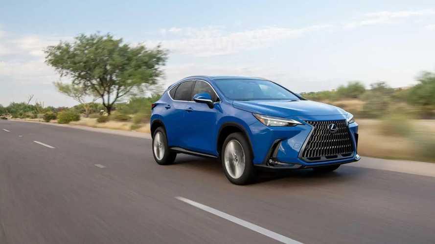 2022 Lexus NX First Drive