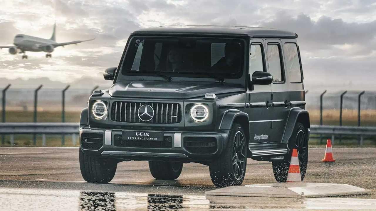 Mercedes-AMG G 63 Magno Edition 2022