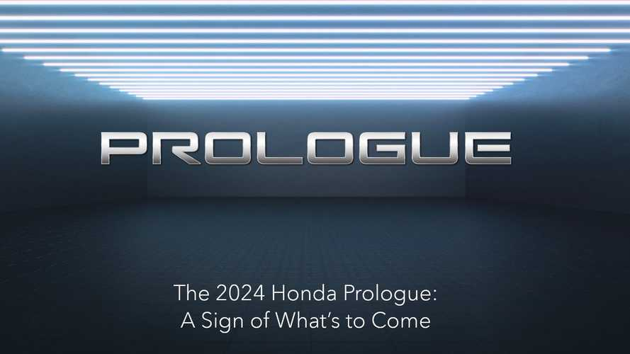 Honda Sets Prologue's Initial Sales Target At 70,000