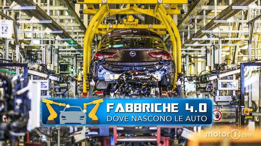 Russelsheim: passato, presente e futuro (elettrico)  di Opel
