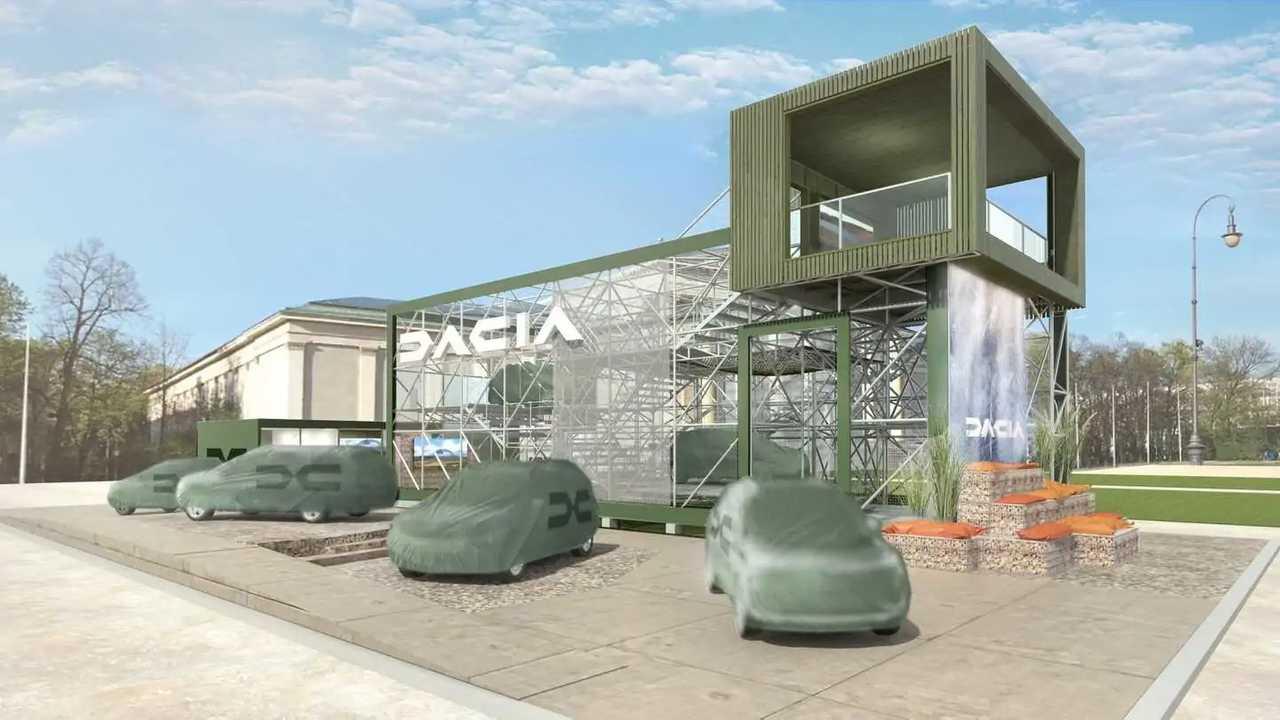So präsentiert sich Dacia auf der IAA Mobility 2021 in München
