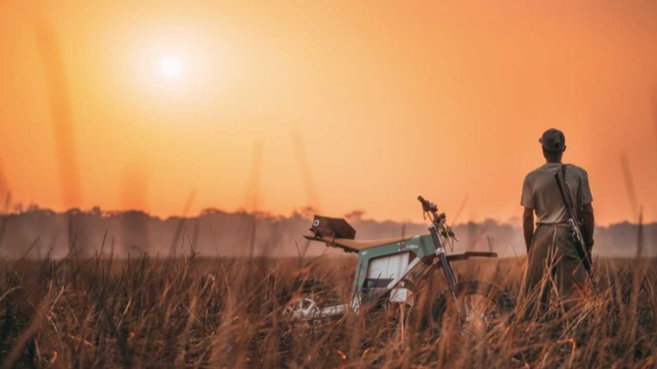 ТОРТ Kalk используется рейнджерами против браконьерства в Африке