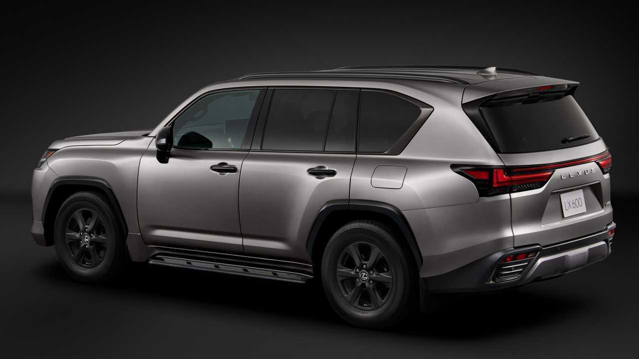 2022 Lexus LX Offroad (JDM)