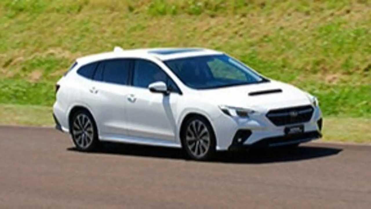 2022 Subaru WRX Wagon Front