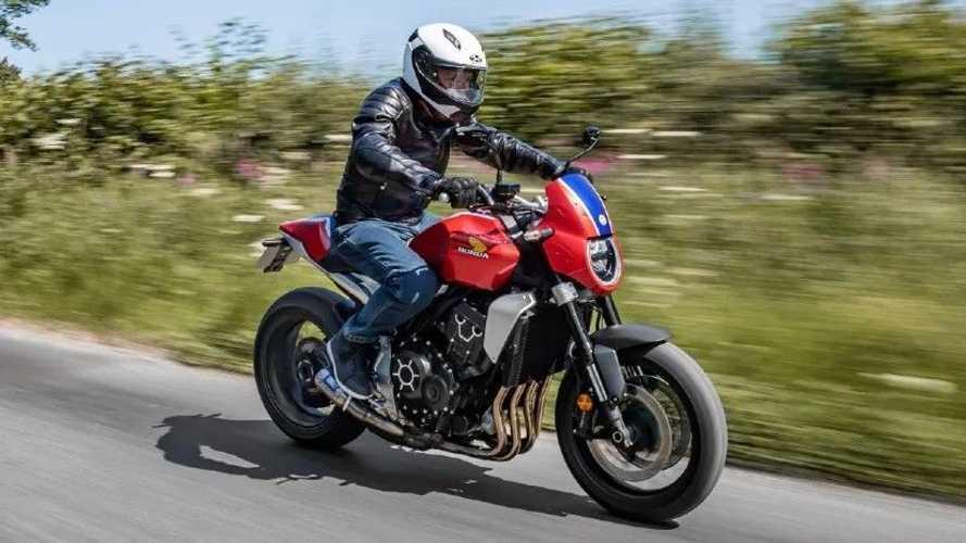 Honda Luncurkan CB1000R 5Four Edisi Terbatas khusus Inggris