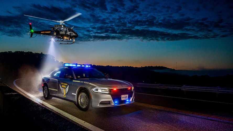 13 самых красивых полицейских автомобилей США
