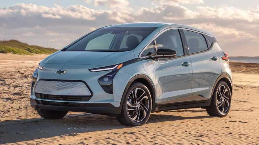 Chevrolet Bolt 2022, que virá ao Brasil, muda por dentro e por fora - veja detalhes