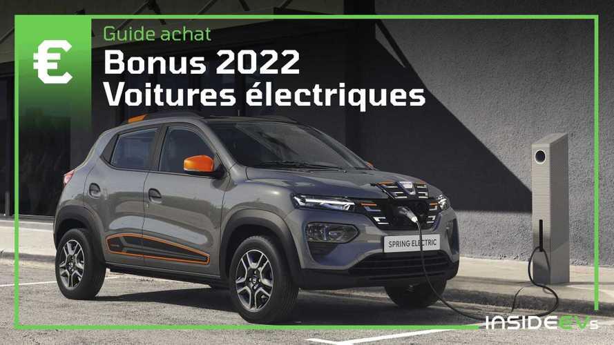 Quel bonus pour une voiture électrique en 2022 ?