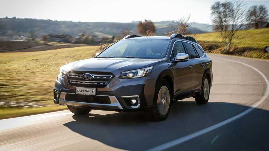 El nuevo Subaru Outback 2021 llegará a España en mayo