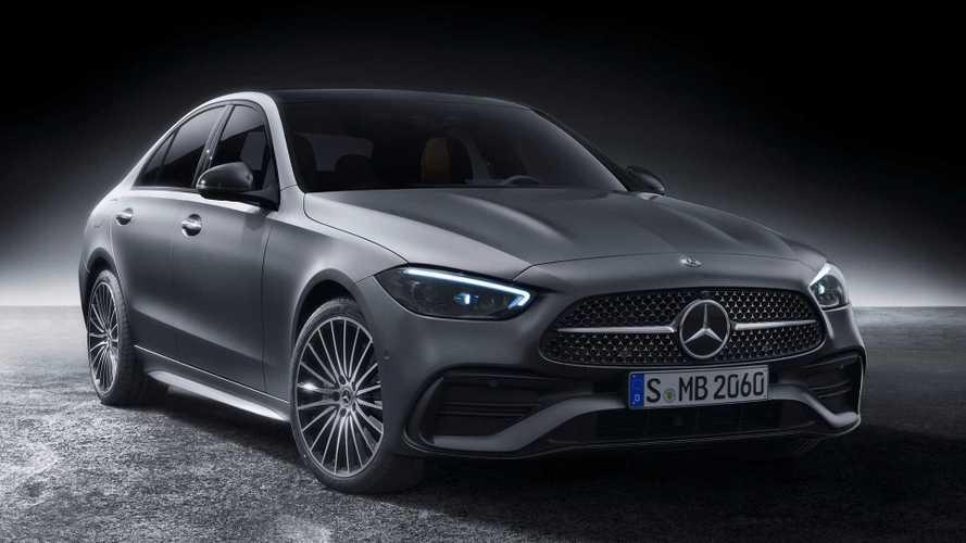 Mercedes C-Serisi'nin EV versiyonu, özel bir platform kullanacak