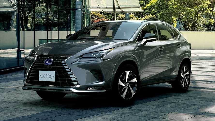 Lexus Will Make Its First PHEV, And It Will Be An NX Crossover