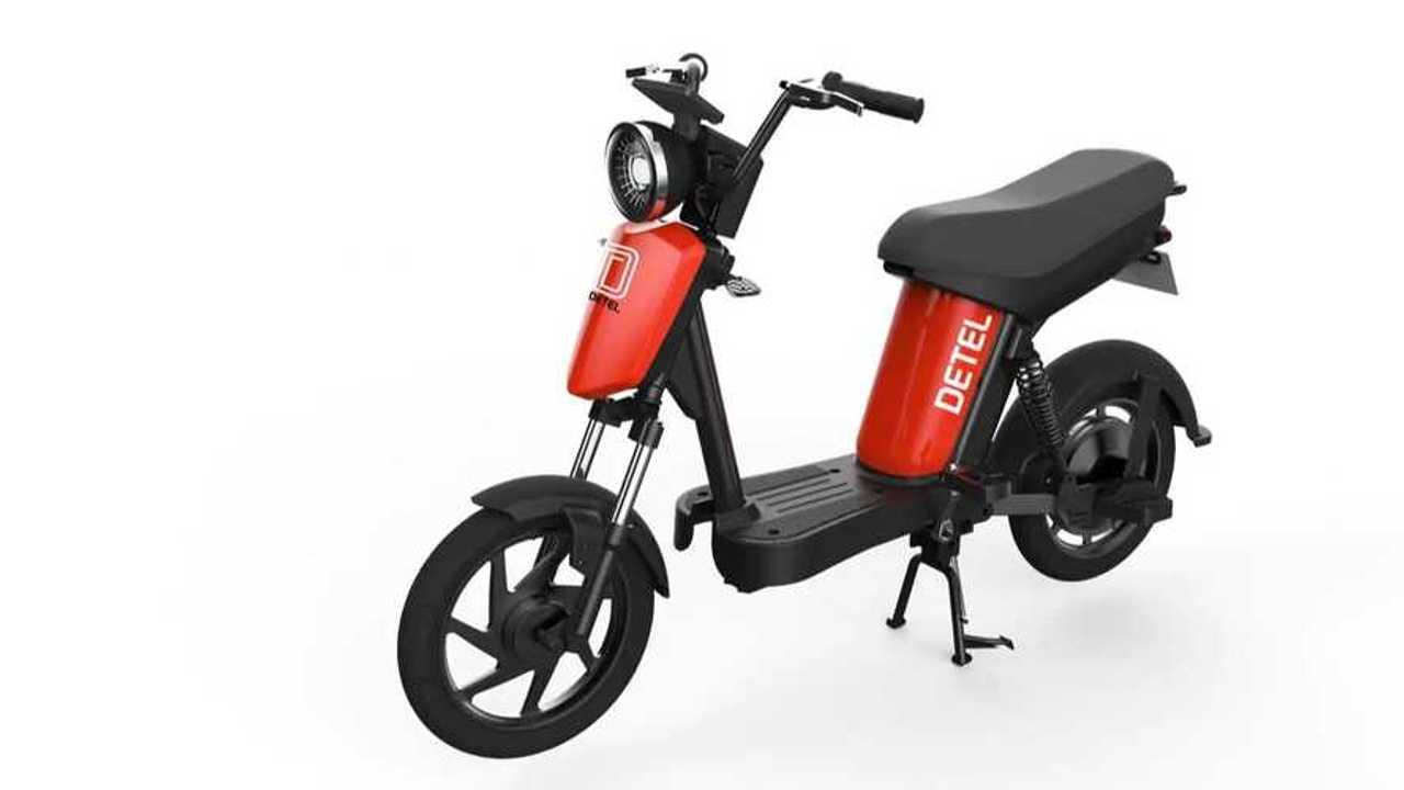 Detel Easy Plus Scooter
