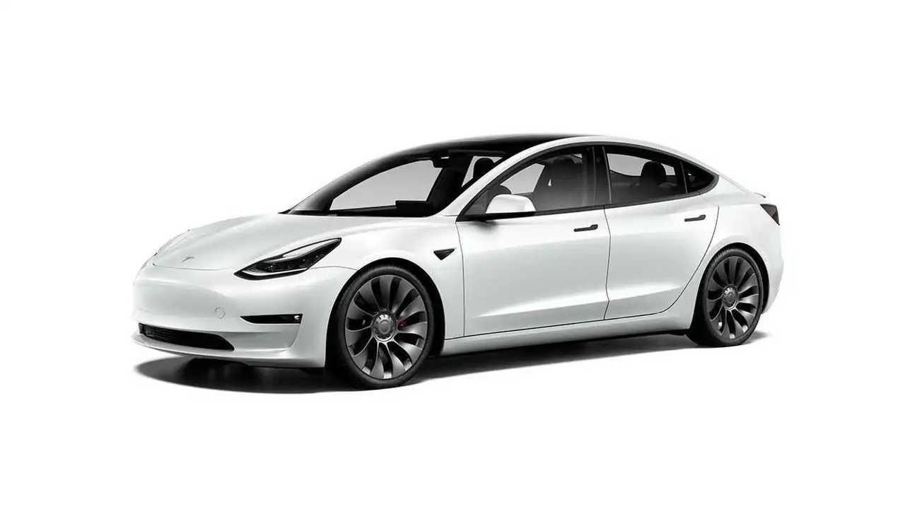 Tesla model 3 ön cephe