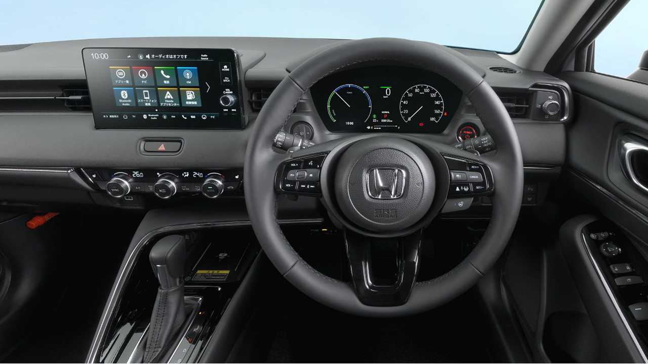 2022 Honda HR-V versi global