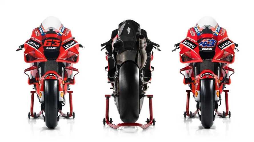 2021 Ducati Corse MotoGP Team