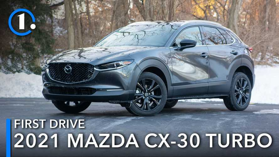 2021 Mazda CX-30 Turbo First Drive Review: The Near-Premium Premium