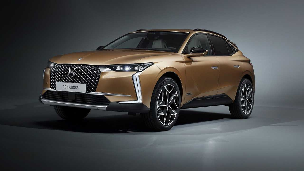 DS 4 (2021) 3/4 frontal