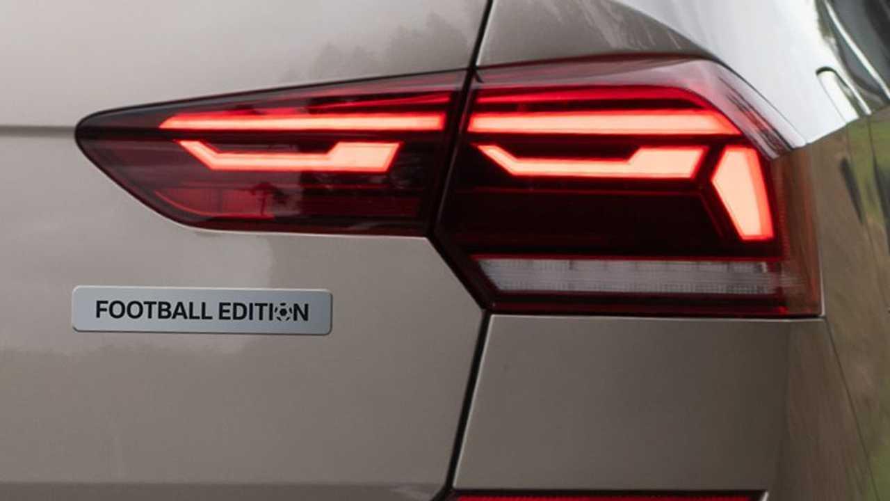 Названы цены на Volkswagen Polo Football Edition