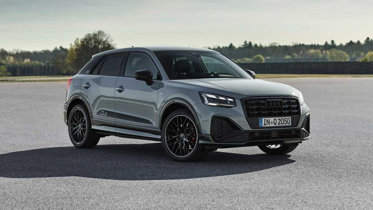 Nuovi motori e versioni per Audi Q2