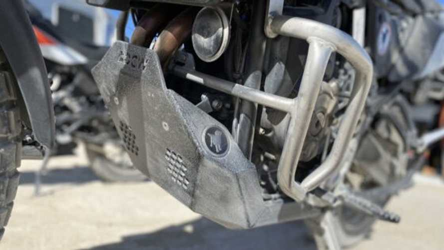 Black Dog Cycle Works Launches Ultimate Skid Plate For Ténéré 700