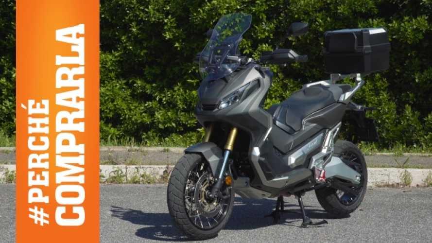 Honda X-ADV | Perché comprarla... E perché no