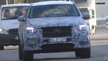2020 Mercedes-Benz GLE Coupe Spied