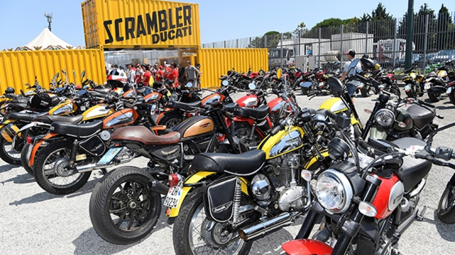 WDW2018, a Misano la Land of Joy Scrambler