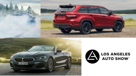 2018 L.A. Auto Show: What To Expect