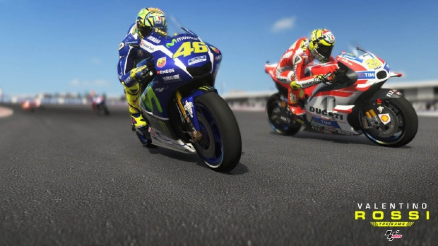 Valentino Rossi: The Game. Disponibile da oggi