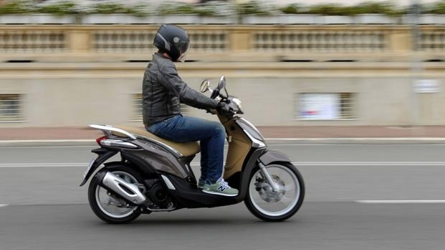 Piaggio Liberty 125/150 ABS 2016 - TEST